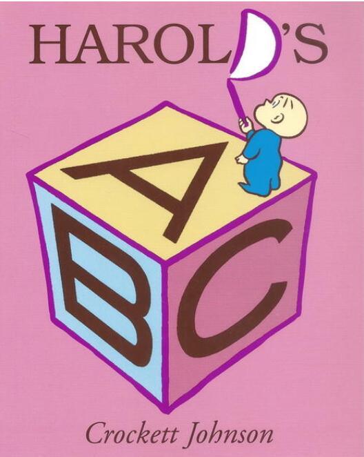 儿童学英文字母:《Harold's ABC》